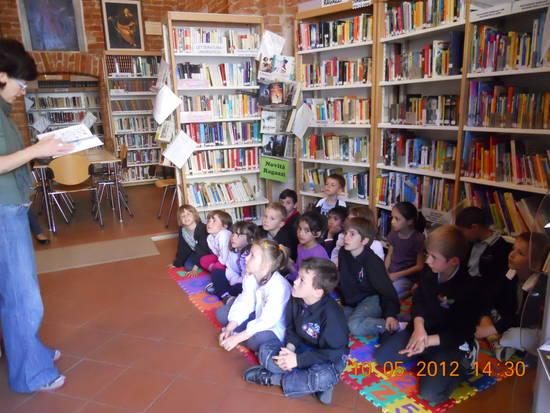 Settimana della lettura 2012