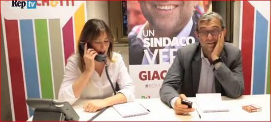 Maria Elena Boschi telefona ai romani per sostenere la campagna di Roberto Giachetti