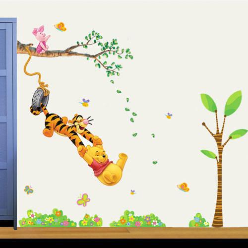 Cute-Winnie-The-Pooh-Wall-Deca