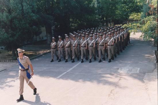 Giuramento Allievi Carabinieri