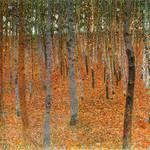 Beech Forest - originale di Kl
