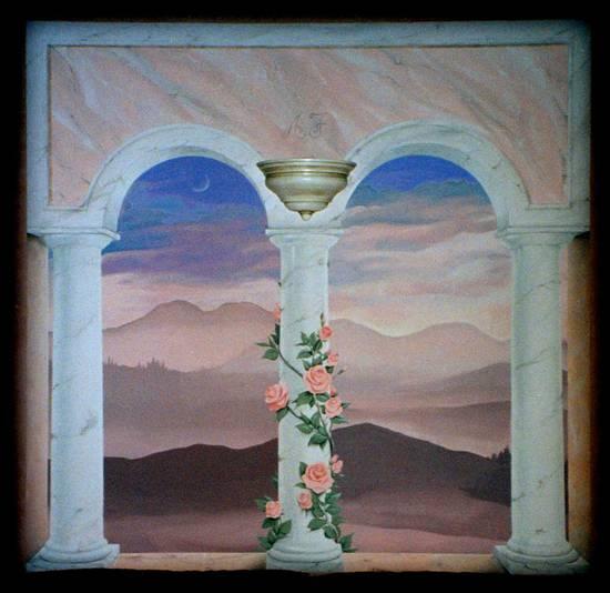 dipinto di Elisabetta Neri