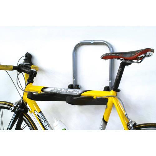 Super offerta barra da muro appendi bici bicicletta x appendere bici promozione ebay - Portabiti da parete ...