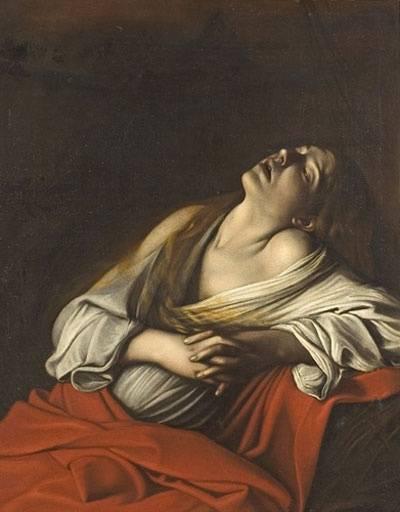 l'estasi della Maddalena
