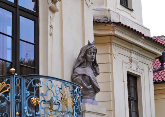 Luna di Praga