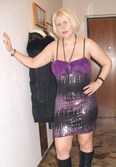 Vestitino viola