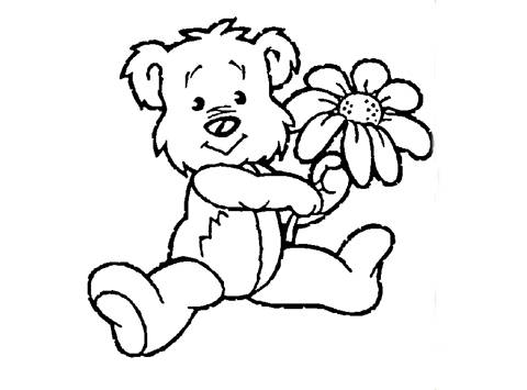 Foto disegni di fiori da colorare 1 dall 39 album foto for Disegni fiori da colorare