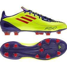 Adidas F50 Gialle
