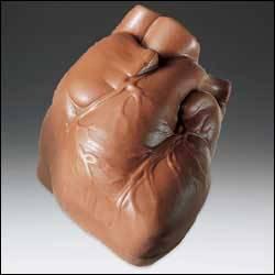 cuore cioccolato