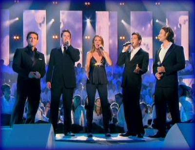 Celine dion il divo i believe in you je crois en toi duets 2012 redattori per due giorni - Il divo i believe in you ...