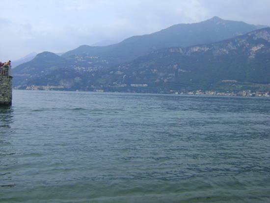 il lago di bellaggio