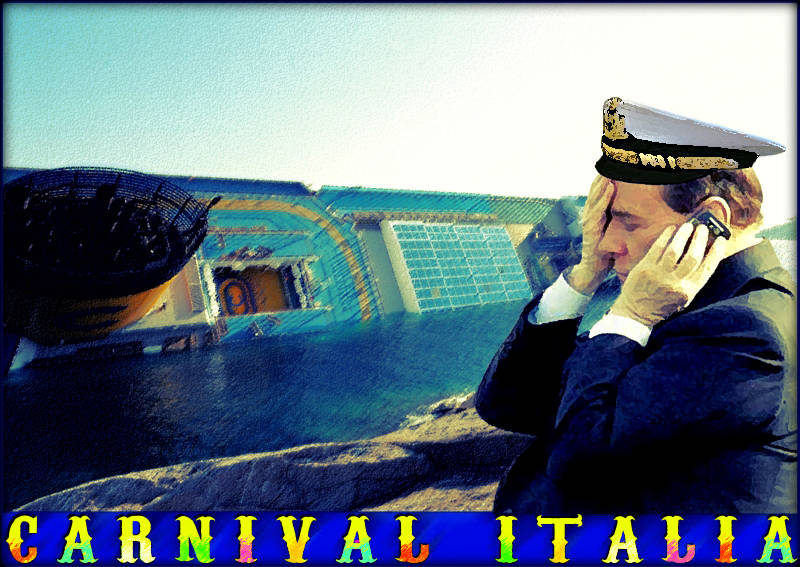 La metafora Schettino..