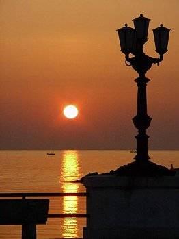 bari lungomare tramonto az - photo#24