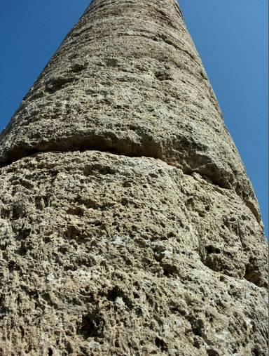 Colonna  Paestum