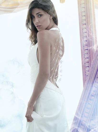 Foto 24-belen-rodriguez[1] dallalbum Vestiti da sposa Belen Rodrigez ...