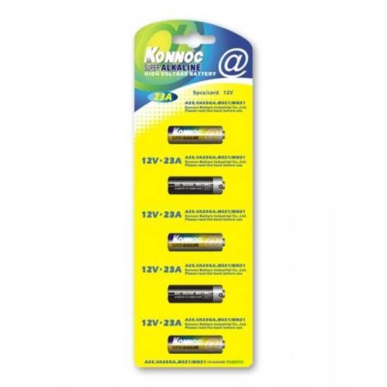 Pila pile batteria batterie lrv08 vr22 mn21 23 a a23 23ga - Pila 23a 12v ...