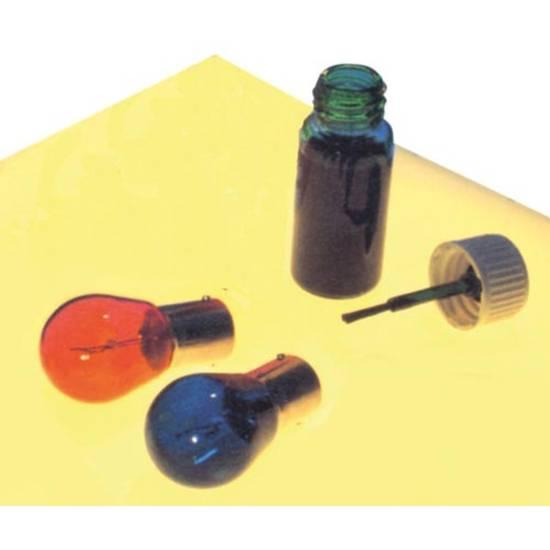 vernice trasparente lampade