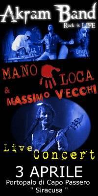 MANO LOCA & MASSIMO VECCHI in