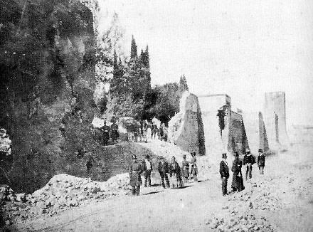 Breccia Porta Pia