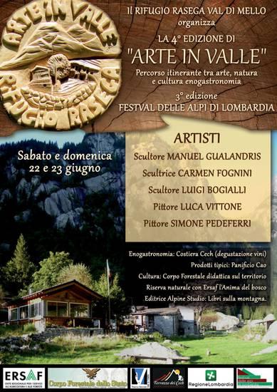 4° EDIZIONE DI ARTE IN VALLE 2013