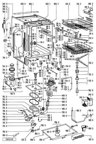 Schema Elettrico Elettroserratura Lavatrice : Schema lavastoviglie whirlpool colonna porta lavatrice