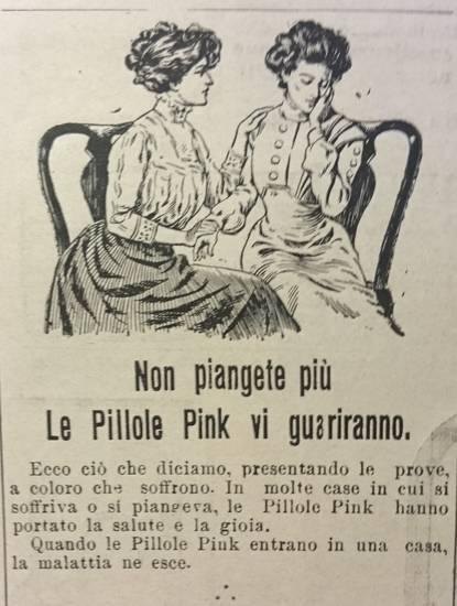 pillole pink