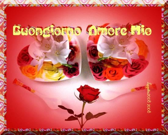 Per Te Amore Mio Buongiorno E Un Buon Inizio Settimana Chicca