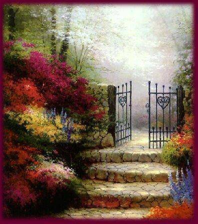 Il giardino incantato