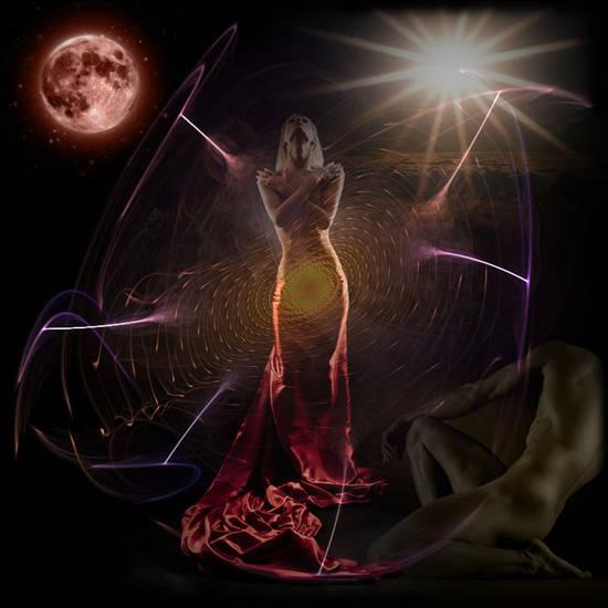magia della luce