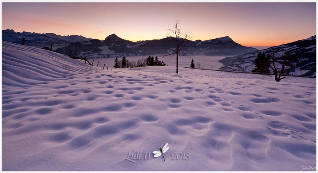Strukturen-im-Schnee-Jan Geerk