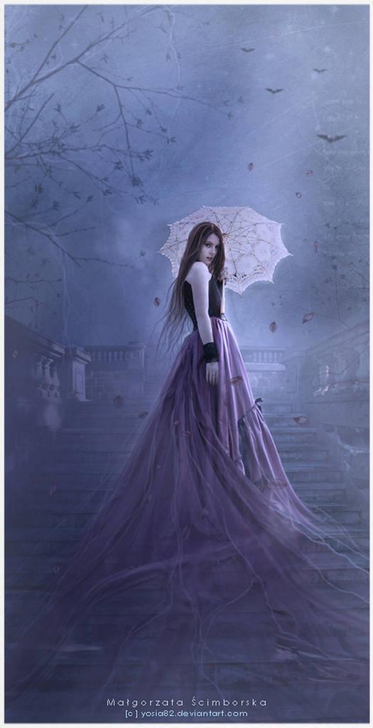 lady nebbia omr