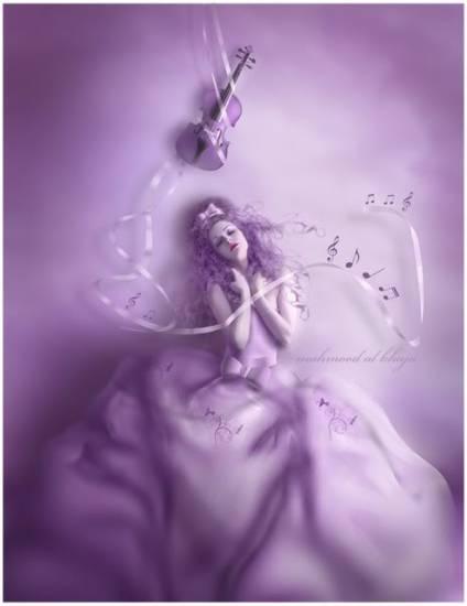 lady violino