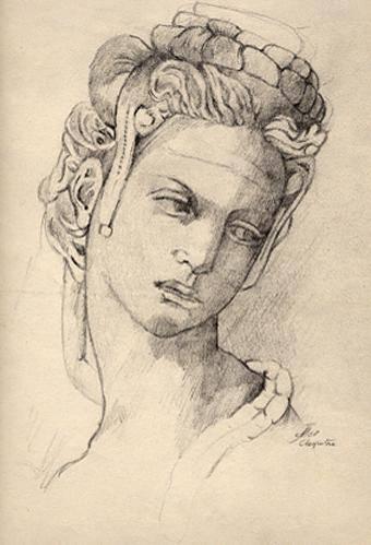 Cleopatra da Michelangelo