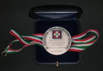 Medaglia d'Argento del Preside