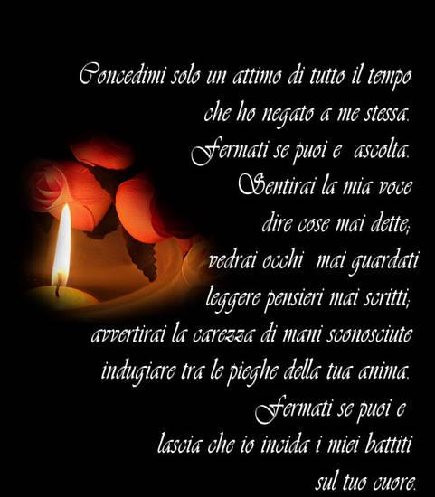 rose candela poesia