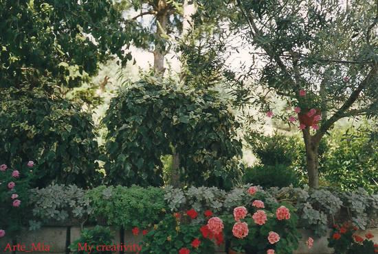 Il giardino segreto su arte mia - Il giardino segreto banana ...