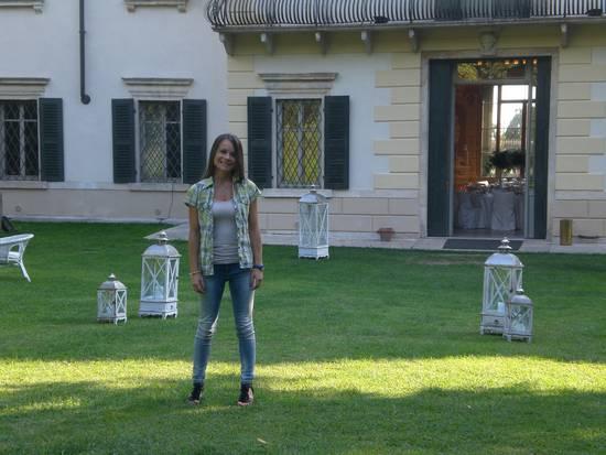 12 Settembre 2015 - matrimonio a Villa Mosconi Bertani