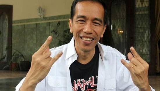 presidente indonesia metallaro
