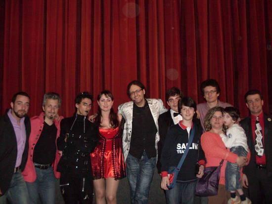 I Maghi, Luca e noi al termine del Magic Show
