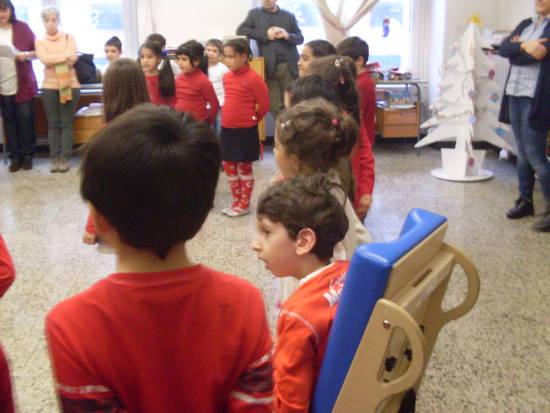 AUGURI di NATALE a scuola
