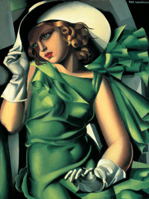 Tamara-de-Lempicka-Portrait-of