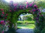Arco del giardino segreto