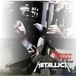 Metallica and Mimmo Parisi
