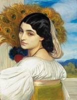 Pavonia, Lord Leighton