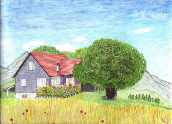 Condividi la foto campagna dall 39 album disegni e quadri for Disegni di cabina di campagna