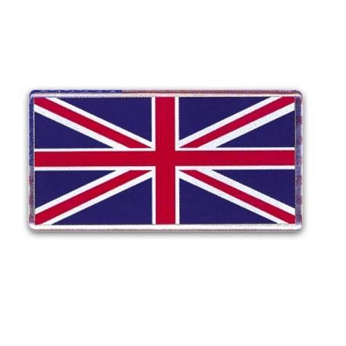 decorazione adesiva bandiera inghilterra inglese 3d per