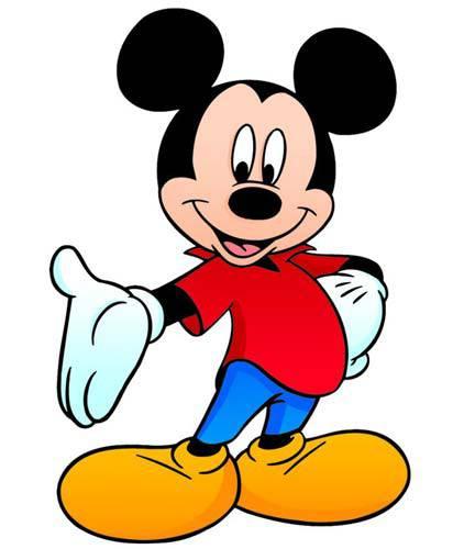 Foto topolino cartone animato dall album la squadra del