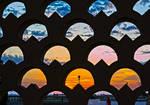 Sunset patchwork