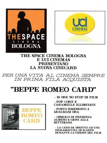 ROMEO CARD