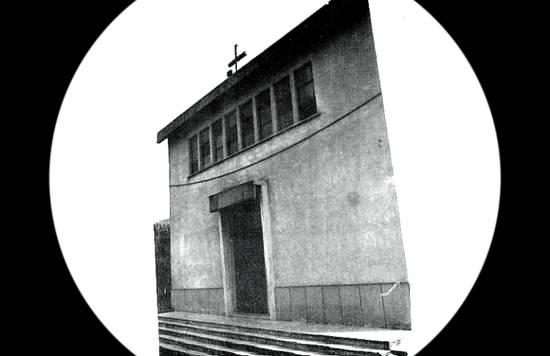 S. Giorgia La nuova chiesa par